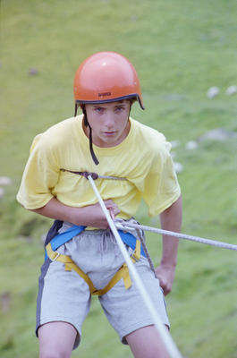 Fifteen-year-old Adam Nash, of Wairoa College