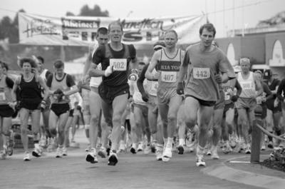 Competitors, Hastings Marathon