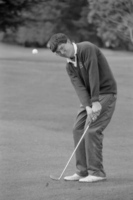 Norrie Culshaw, Greenwood Cup Golf Tournament, Waiohiki