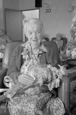 Margaret Wilcox Birthday Celebration, Atawhai Hospital, Taradale