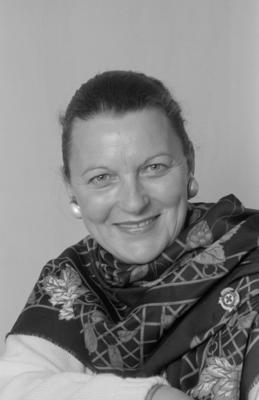 New Zealand Red Cross President, Lynette Jones