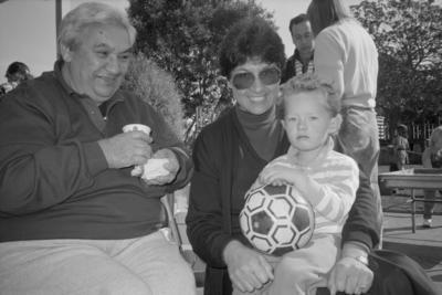 Three Generations of Family, Wairoa