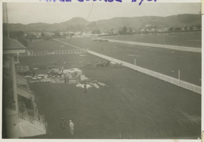 Napier Park Racing Club Racecourse