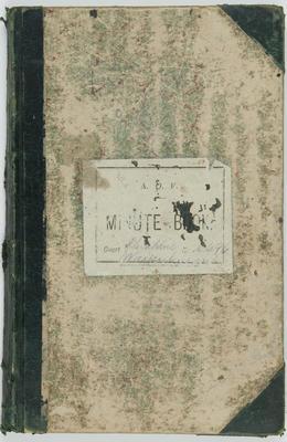 AOF Court Ruahine Waipukurau Minute Book, July 1888 - December 1905
