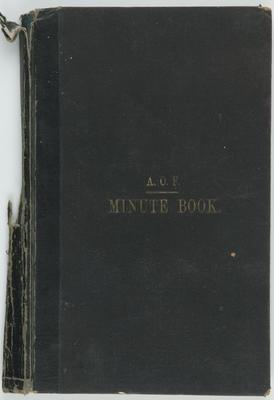 AOF Court Ruahine Waipukurau Minute Book, April 1913-Jan 1921