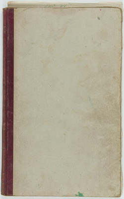 AOF Minute Book, January 1928 - October 1935