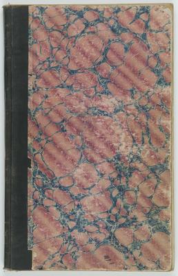 AOF Minute Book, February 1936 - June 1945