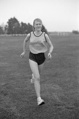 Kathy Ebbett, Napier Harriers Club