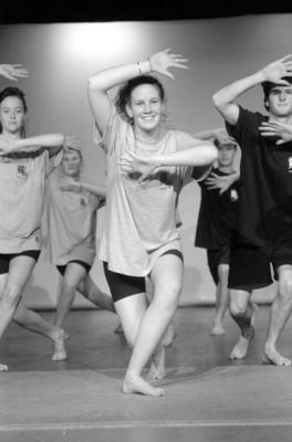 Taradale High School, Dance Class