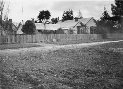 Webb vicarage, Ormondville
