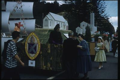 Hawke's Bay Centennial Parade, Waiapu diocese float