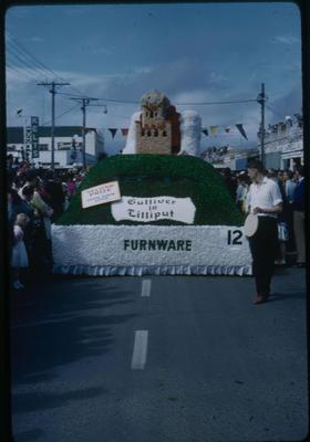 Hastings Blossom Festival, Furnware float