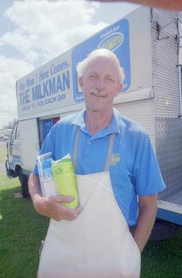 Milkman, Peter McCormick