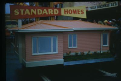 Hastings Blossom Festival, Standard Homes float