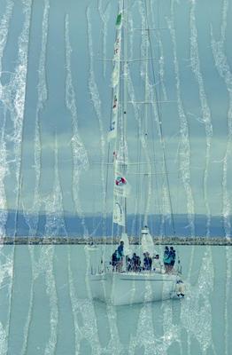 New Zealand Endeavour, Round the World Yacht Race, Napier