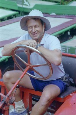 Rod Heaps, Gannet Beach Adventures
