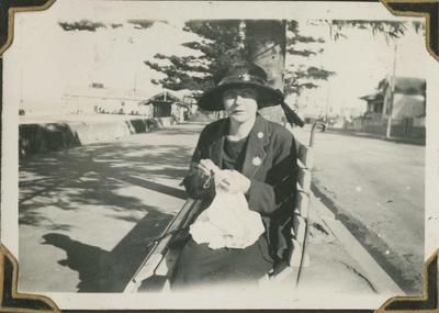 Nora Nicol, Marine Parade, Napier