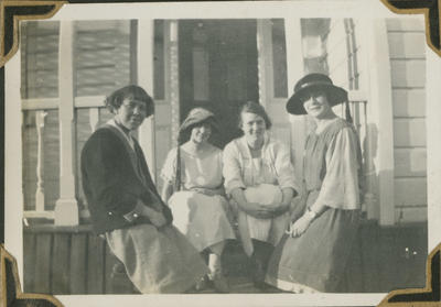 Nora Nicol and three other women