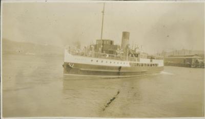 Muritai ferry