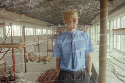 Tony Prebensen, Faraday Centre Renovation