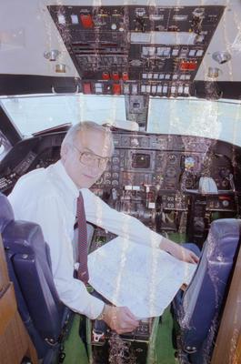 Heinz Company Pilot George Lupinacci