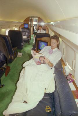 Heinz Company Flight Crew Mark Schreiner and Gina Grossie