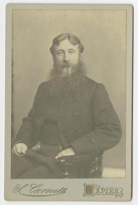 Reverend de Berdt Hovell