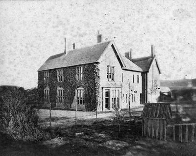 Stockingford Vicarage