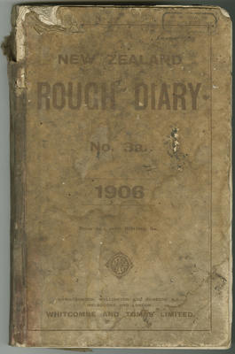 New Zealand Rough Diary 1906