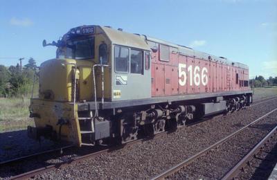 Rail Crossing Fatality Locomotive, Otane