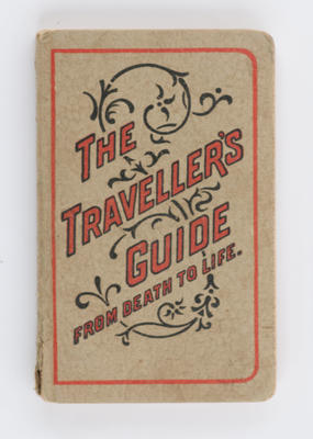 Book, The Traveller's Guide from Death to Life