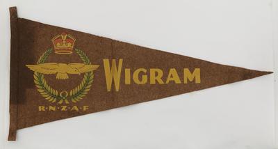 Pennant, RNZAF, Wigram