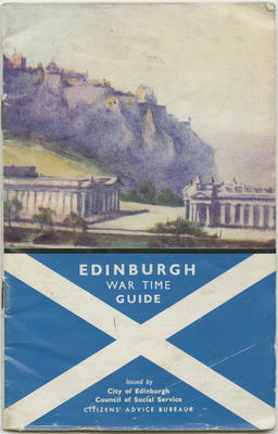 Edinburgh War Time Guide
