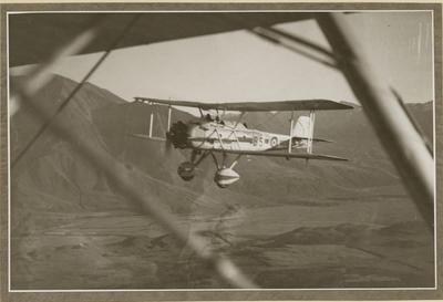 Vickers Vildebeest aircraft