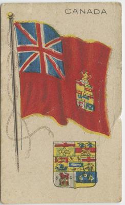 Cigarette card, Canada