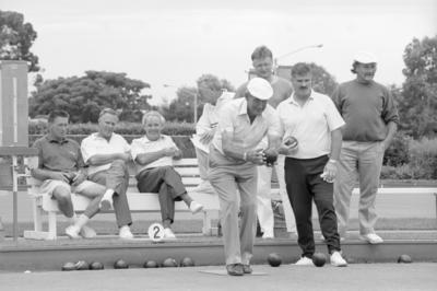 Hawke's Bay Representative Bowls Team