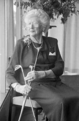 Mabel Peters Birthday Celebration at Napier Ladies Golf Club