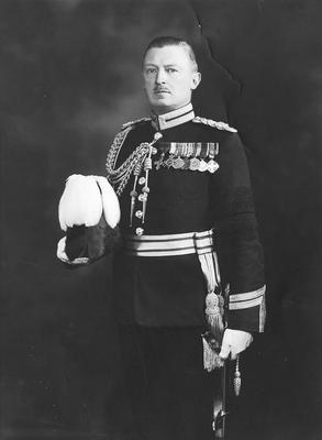 Colonel John Heatly-Spencer