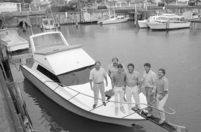 National Championship Fishermen on Deliverance