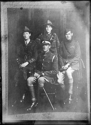 Four Nelson brothers