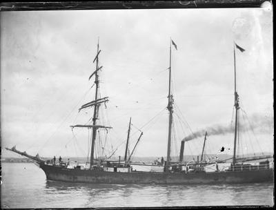 Ship, Mary Isabel