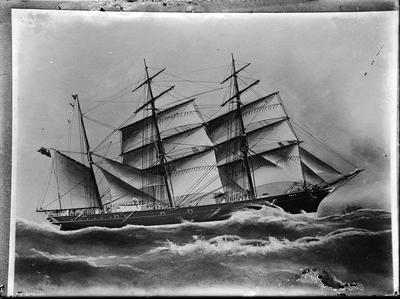 Sailing ship, Rona