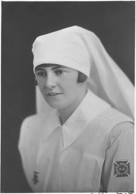 Nurse Jess Elmes