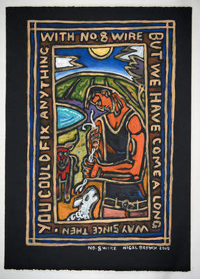 Collection of Hawke's Bay Museums Trust, Ruawharo Tā-ū-rangi, 2019/11