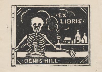 Ex Libris Denis Hill