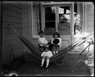 Children on deck