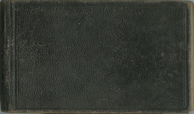 Surveyor's field notebook