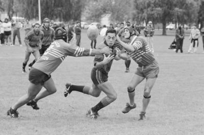 Tamatea rugby league centre Kere Kani