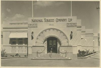 National Tobacco Building; Hurst, Arthur Bendigo; 2019/23/50