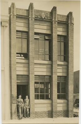 J A Louis Hay office building; 2019/23/62
